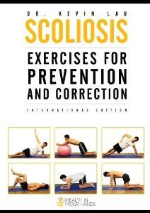 Scoliosis exercises, Scoliosis and Exercise on Pinterest