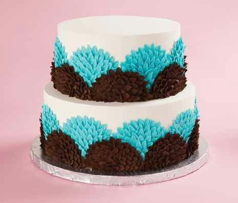 Free Cake Decorating Ideas For Beginners : Beginner cake decorating cooking and baking Pinterest ...