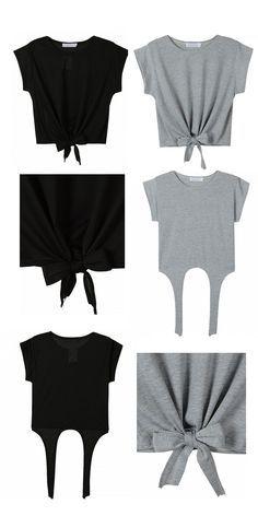 Customização simples e elegante para deixar suas camisetas ainda mais legais!!  Veja as dicas e entre no nosso site. :)