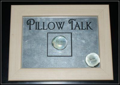 Pillow Talk - Somewhat Simple