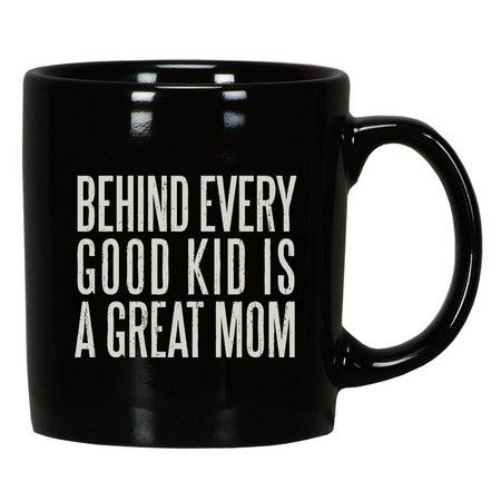 Great Mom Mug.
