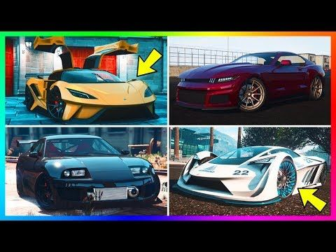 Awesome Gta 5 Online All 11 New Unreleased Dlc Super Cars Vehicles Hidden Details Secret Features More Super Cars Gta 5 Gta 5 Online