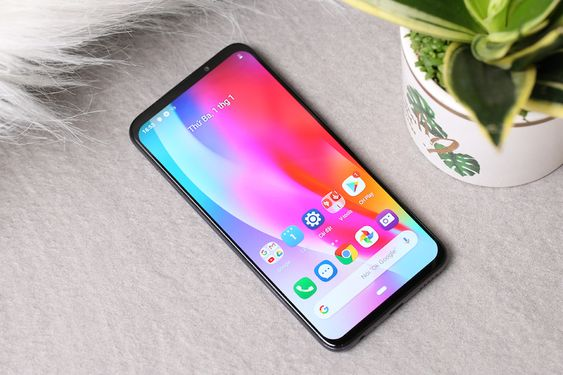 điện Thoại Smartphone Vsmart Live Giao Diện Android Smartphone