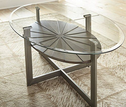 Ultimate Designed Coffee Table Set Includes 1 Coffee Table 2 End