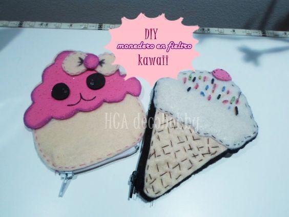 DIY monedero kawaii ►/ ideas para regalar / san valentin ♥♥