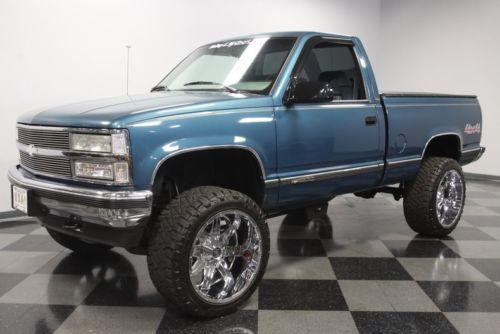 1992 Chevrolet C K Pickup 1500 4x4 Ls1 Old Trucks For Sale