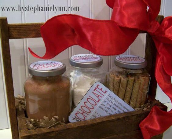 Home-made Hot Coco & Marshmellows
