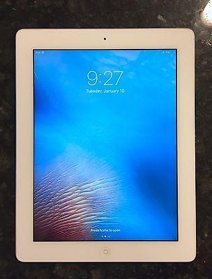 Apple iPad 4th Generation 32GB Wi-Fi 9.7in - White https://t.co/H0kLASYP7W https://t.co/lUPDkSVOV4