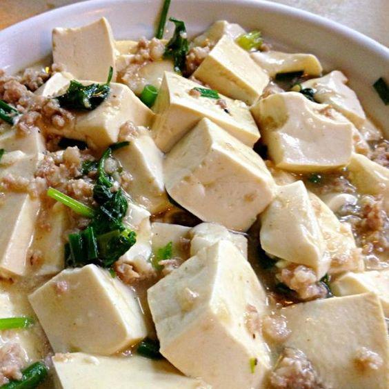 レシピとお料理がひらめくSnapDish - 10件のもぐもぐ - Tofu with Minced Meat by Yvonne Lim
