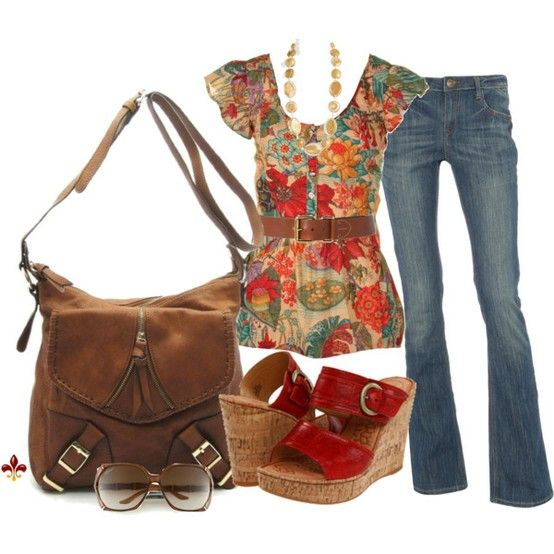 :). Now this is a great shopping outfit!