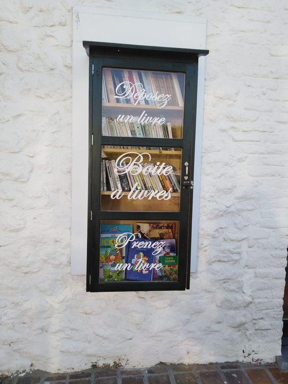 Boite à livres Castillion