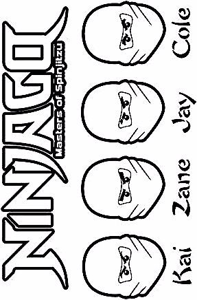 Ninjago Ausmalbilder Ninjago Ausmalen Coloringpagesforkids Kinder Painting Malvorlagen Coloring Pages Ninjago People Power Revolution