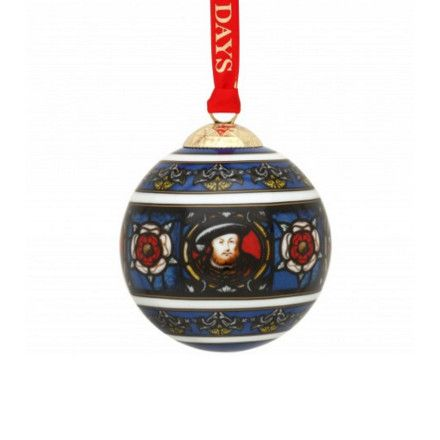Bauble Ornament The Twelve Days of Christmas Halcyon Days
