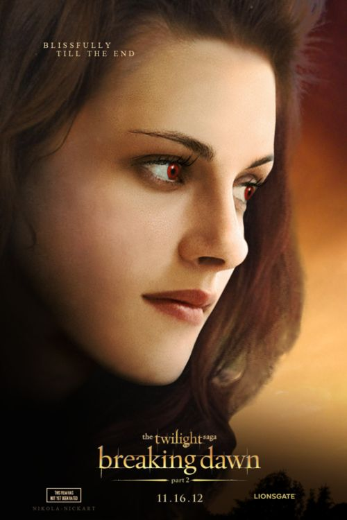 Breaking Dawn Pt 2  Bella Cullen