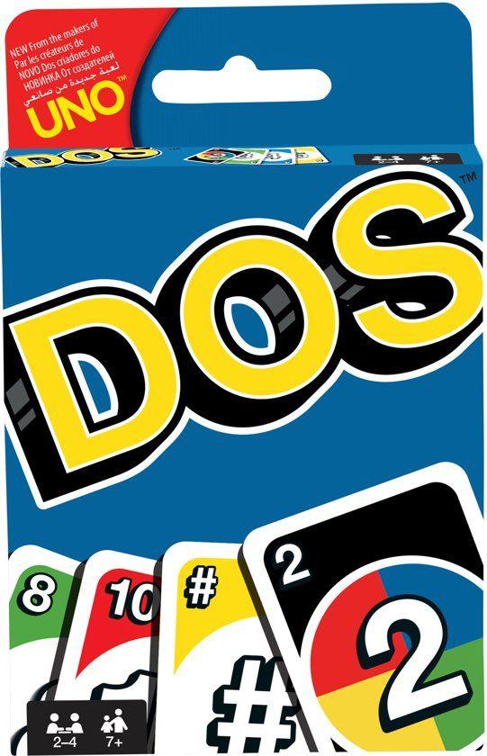 Uno Dos Kaartspel Games Game Kaarten Kaartspellen Kaartspelen