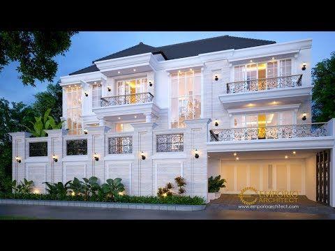 3d Video Desain Rumah Bapak Bobby Pontianak Youtube House Designs Exterior House Outside Design Dream House Exterior