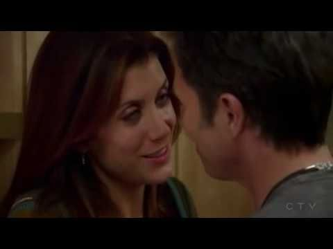 Addison and Pete Kiss - Private Practice