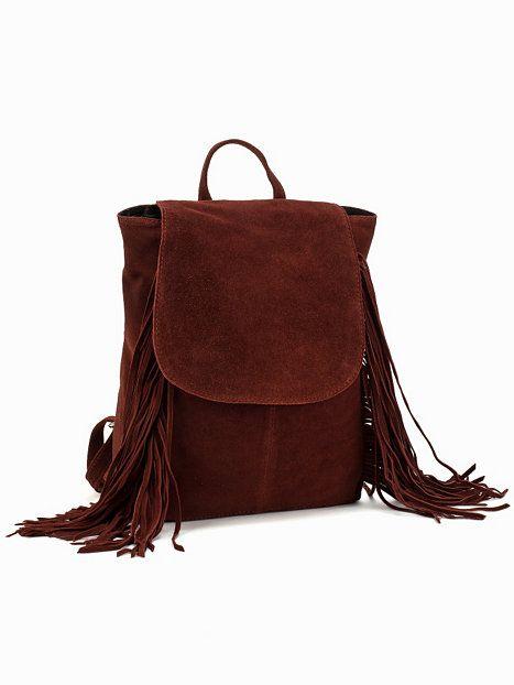 Brit Fringed Backpack