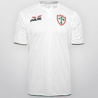 Camisa Pulse Portuguesa II 2015 s/nº - Branco