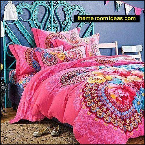 Pin On Boho Bohemian Bedrooms