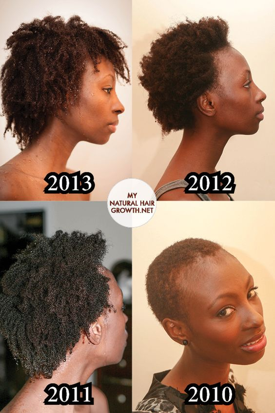 How To Start A Natural Hair Journey