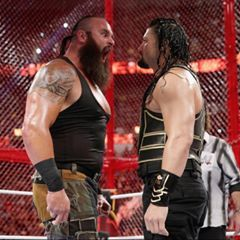 Roman Reigns Vs Braun Strowman At Hiac Photos صور مباراة رومان رينز ضد برون سترومان في هيل ان ذا س Roman Reigns Wwe Roman Reigns Roman Reigns Wrestling