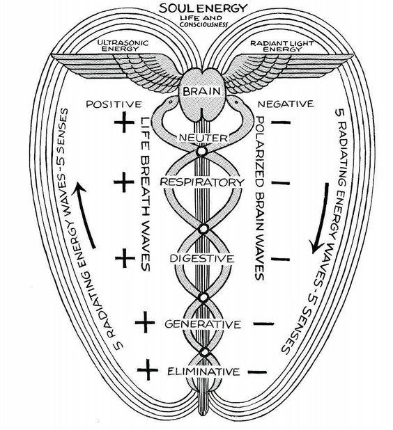 Metaphysical Diagrams | Secret Energy - Soul Energy