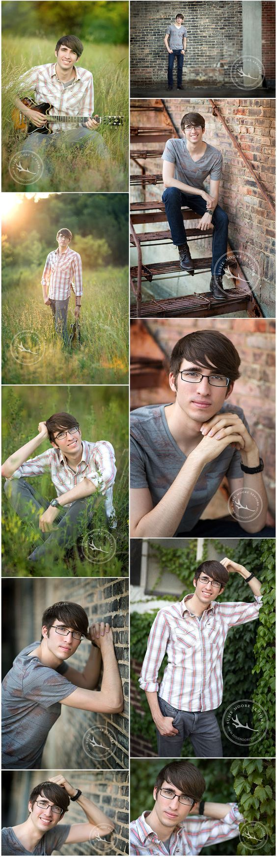 Tyler | University of Illinois | Class of 2013 | Illinois and Indianapolis Senior Photography