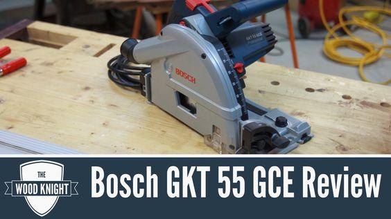 Review: Bosch GKT 55 GCE