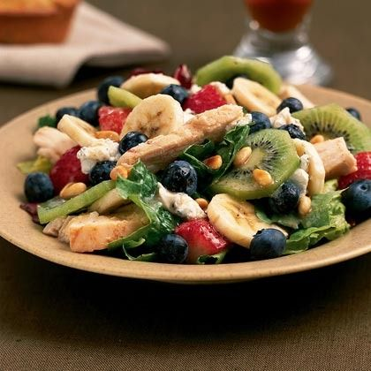 Chicken-Fruit Salad by Cooking Light
