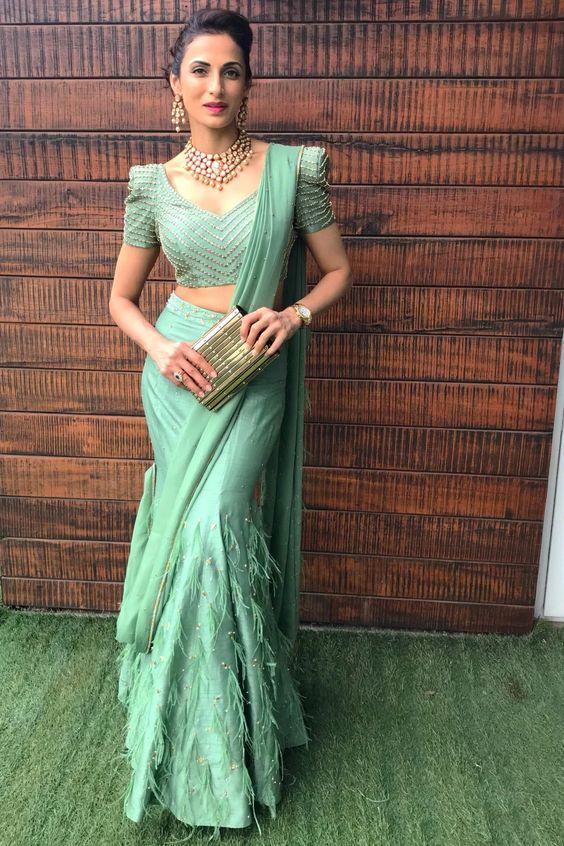 Top 11 Traditional Saree Draping