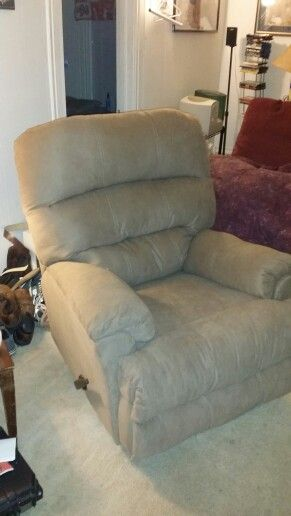 Its my new lounge chair