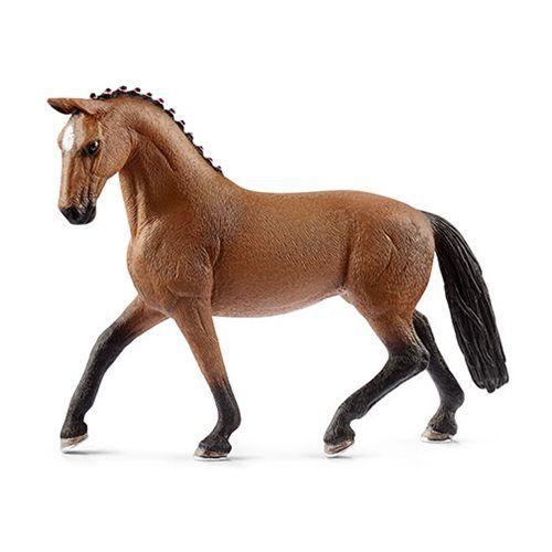 Horse Club Hanoverian Mare Collectible Figure Entertainment Earth Horses Hanoverian Schleich