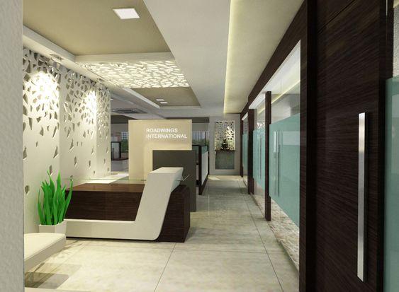 office interior design - Interior office, Offices and Office interior design on Pinterest