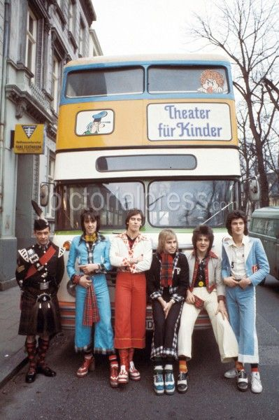 BAY CITY ROLLERS 1975-10