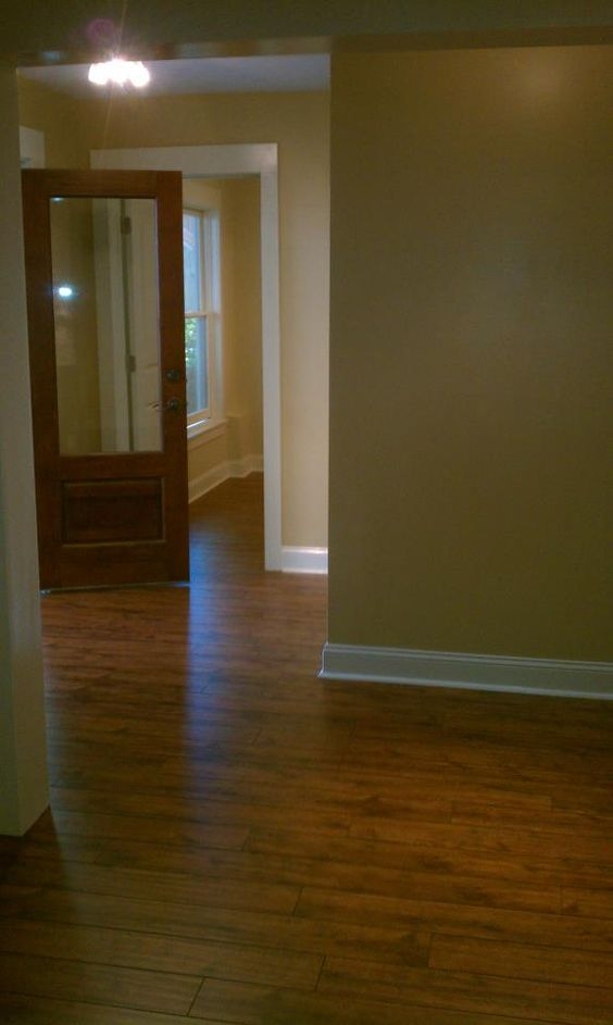 Basement Remodel, with Hardwoods throughout http://qhrenovations.com/Gallery.php