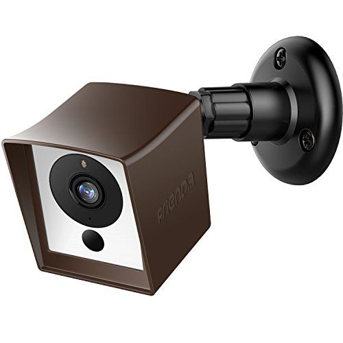 Wall Mount Cover for Wyze Cam 1080p HD Camera and iSmart Alarm Spot 360 Degree