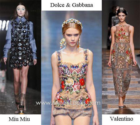 Fall/ Winter 2012/ 2013 Fashion Trend #14: Art