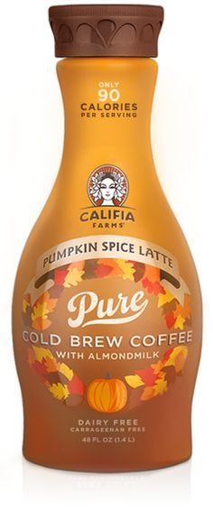 The Vegan Pumpkin Spice Latte! Dunkin Donuts' and Starbucks' Pumpkin Spice Syrup contain condensed skim milk. Can't wait to try this dairy-free, gluten-free, non-GMO option!