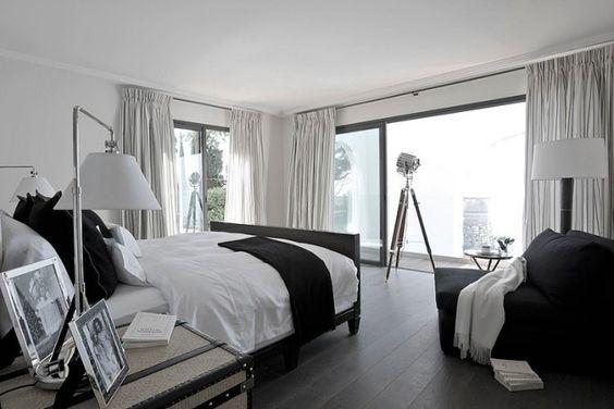Schlafzimmer schwarz ~ Schlafzimmer komplett yvonne schlafzimmermöbel weiß schwarz