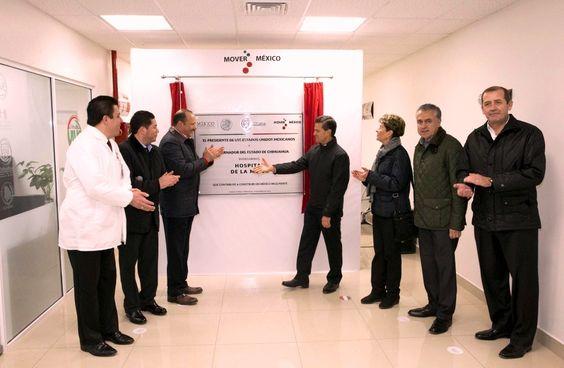 Entrega de ampliación y modernización del Hospital de la Mujer de Cuidad Juárez, Chihuahua - http://plenilunia.com/novedades-medicas/entrega-de-ampliacion-y-modernizacion-del-hospital-de-la-mujer-de-cuidad-juarez-chihuahua/32659/