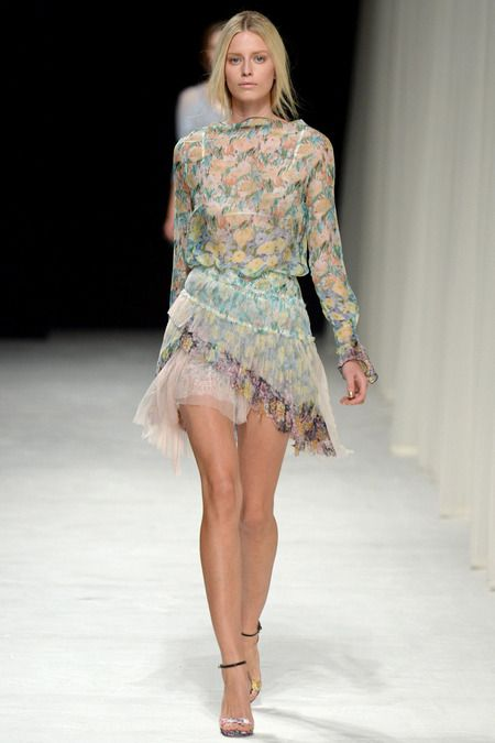 Nina Ricci Spring 2014 Ready-to-Wear Collection