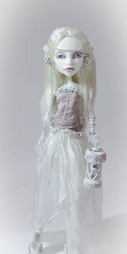 Форум о куклах на DollPlanet.ru • Просмотр темы - OOАK кукол Monster High