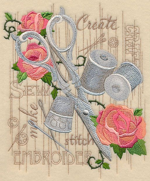 Machine Embroidery Designs at Embroidery Library! -: