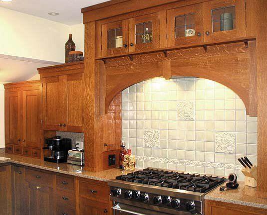 Arts And Crafts Kitchen Cabinets Kitchen Cabinet Styles Kitchen Design Craftsman Kitchen