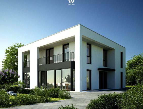 Komfort-Villa für die ganze Familie - Wohnidee by WOONIO