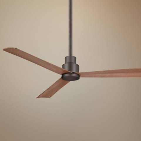 52 Minka Aire Simple Oil Rubbed Bronze Ceiling Fan 1t107 Lamps Plus Bronze Ceiling Fan Ceiling Fan Minka Aire Ceiling Fan