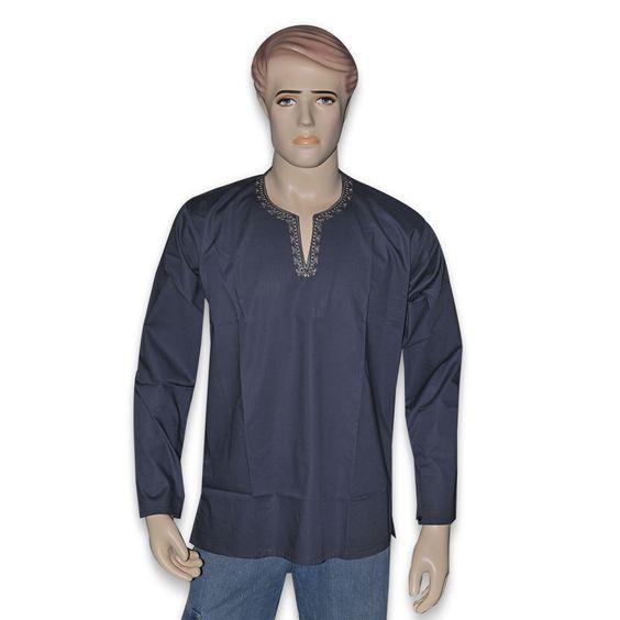 short kurta designs for men