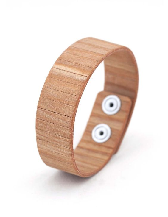 NATURE CILIEGIO AMERICANO #bracelet #fashion #woodbracelet #wood #design #madeinitaly