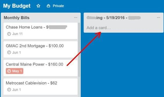 You Can Use Trello To Manage Your Money Here S How To Start